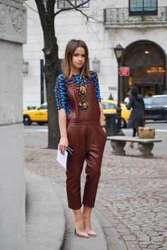 Miroslava Duma Street Style Sokak Modasi Celebrity Style  (17)