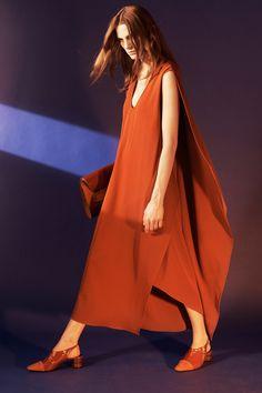 Narciso Rodriguez Pre-Fall 2016 Fashion Show
