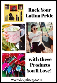 Rock Your Latina Pride with These Products You'll Love - LadydeeLG
