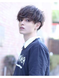 Korean Boy Hairstyle, Handsome Asian Men, Messy Short Hair, Hair Reference, Asian Hair, Boy Hairstyles, Male Face, Haircuts For Men, Hair Designs