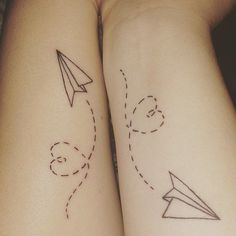 If your best friend is TRULY a BFF, she'll make it permanent and get inked with you.
