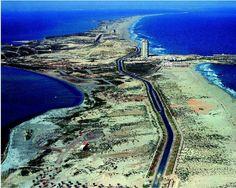 La Manga del Mar Menor 1967