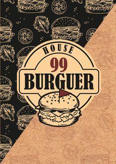 99 house burguer on behance logo graphic design, house и logos. Badge Design, Logo Design, Chinese Branding, Welding Logo, Home Burger, Up Pixar, Burger Places, Food Menu Design, Logo Restaurant