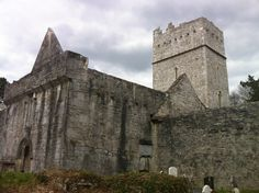 """See 63 photos and 1 tip from 329 visitors to Muckross Abbey. """"Really good access to all sorts of nooks and hidden rooms in this ancient place. Ireland Map, Hidden Rooms, Tower Bridge, Dublin, Barcelona Cathedral, Travel Guide, Explore, Park, Places"""