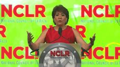 2017+NCLR+Capital+Awards+President's+Message Refugee Rights, American Life, Freedom Of Movement, Oppression, Human Rights, Monitor, Presidents, Awards, Community