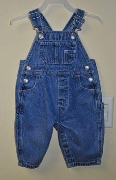 77443f126c Baby Gap Boys 3-6 Months Denim Overalls EUC Infant Pants  Gap   DressyEverydayHoliday