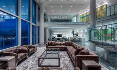 Luxury penthouse in #Canada #penthouse #duplex #interiordesign #interiordesignideas #mansion #house #livingthedream #modern #modernarchitecture #awesome #luxurylifestyle #lifestyle #life #billionaire #millionaire #rich #luxurylife #business #couples #exclusive #gold #money #city #beautiful #places #amazing #photooftheday