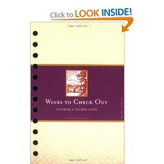Amazon.com: Wines to Check Out: A Journal and Tasting Guide (9780811853729): Imagineering Company: Books