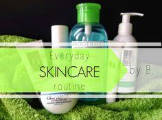 Mind The Two: | Skincare routine | by B. #acne prone skin #bioderma #sensitive skin #skincare