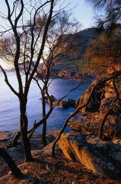 Freycinet National Park coastline...