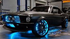 What a Mustang