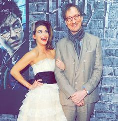 Tonks & Lupin.  So much more to love in the books.