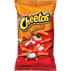 Cheetos' cheese-flavored snacks combine the delicious real cheese flavor with a just-right crunch. Cheetos practically melt in your mouth and disappear before your eyes, so a 27 oz. Cheetos Puffs, Bag Of Cheetos, Cheetos Crunchy, Cheetos Cheese, Doritos, Junk Food Snacks, Food Food, Food Meme, Snacking