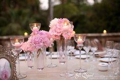 boda en rosa elegante