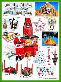 1956 Sears Christmas book by mcudeque, via Flickr