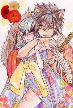 my amazing friend jasmine sent this pic to me after telling me happy birthday cause she knows i love gruvia