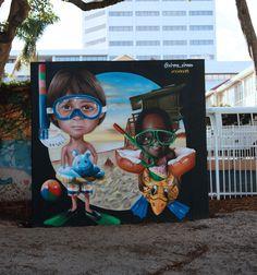 SIPROS .. for CANVAS West Palm Beach .. [Florida, USA 2016]