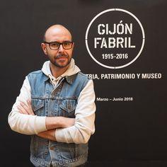 """NUEVO POST EN """"NO SOY DIGNO DE TU AMOR"""": """"GIJÓN FABRIL, 1915-2016: INDUSTRIA, PATRIMONIO Y MUSEO"""". No te pierdas este gran post sobre la exposición que acabamos de inaugurar en el Museo del Pueblo de Asturias. Feliz tarde!!! #blog #historia #exposicion #museo #Gijon #Asturias Fotografía.- Exposición """"Gijón Fabril, 1915-2016"""". Jose Manuel Rodríguez Calleja. Muséu del Pueblu d'Asturias. Gijón, 2018."""