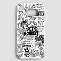 Arctic Monkeys City Samsung Galaxy S7 Case | casescraft