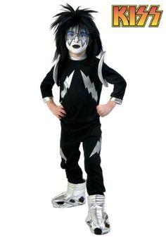 Big Boys' Screenprint Kiss Spaceman Costume Medium >>> Additional details @ http://www.amazon.com/gp/product/B00569J4RU/?tag=cataudiobooks-20&qr=300716020130