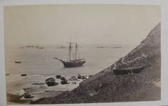 CDV OF SAILING SHIPS & OTHER VESSELS WEYMOUTH c1880