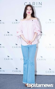 suzy with  beautiful and nice fashion for the event signature 2016