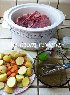 Fantastic Crock Pot Roast Recipe