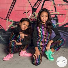 Instagram Black Little Girls, Little Boy And Girl, Little Girl Outfits, Cute Girl Outfits, Kids Outfits, Cute Twins, Cute Baby Girl, Mom And Baby, Cute Girls