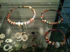 Finnish National Museum | von jeremyfaro Renaissance Jewelry, Medieval Jewelry, Viking Jewelry, Wiccan Jewelry, Ancient Vikings, Norse Vikings, Viking Woman, Viking Age, Norse Clothing