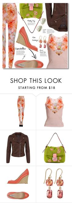 """""""20.07.16 Have a Nice Day !!!"""" by shirleipatricia ❤ liked on Polyvore featuring Miss Selfridge, Fendi, L.K.Bennett, Suzanne Kalan and 3.1 Phillip Lim"""