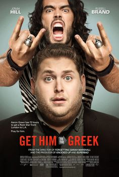 Get Him to the Greek | 14 Movie Poster Face Swaps You Can't Unsee