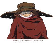 Triple 9, Captain Harlock, Anime, Film, Japan, Illustration, Image, Big Bows, Sleeves