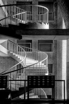 [ Louis Kahn ] Indian Institute of Management