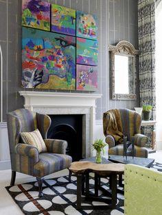 Kit Kemp | Interior Design | Firmdale Hotel Bedroom Designs - Red Online