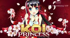 Игровой автомат Koi Princess посвящен азиатской культуре. Он имеет пять барабанов с 20 линиями. Аппарат привлекателен четырьмя бонусами, двумя видами фриспинов и призовой игрой. Эти особенности делают игру на реальные деньги с выводом интересной и прибыльной даже с устройств на Андроид. Koi, Princess, Anime, Cartoon Movies, Anime Music, Animation, Anime Shows, Princesses