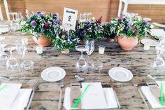La Masía Les Casotes | Banquetes con estilo #boda #bodas #wedding #inspiracion