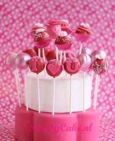 CakePop Valentijn   Valentine's day