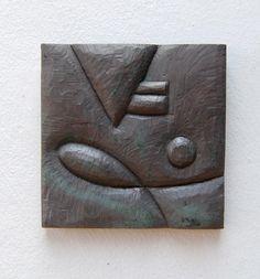 "Tiny Slate Original, LOVE, 2 x 2"", Kerry O. Furlani  $30"