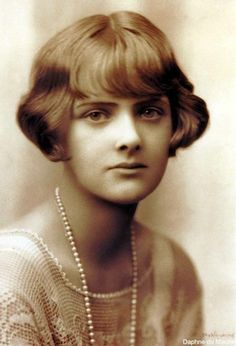 Daphne du Maurier - she wrote Rebecca, and My Cousin Rachael, and The Scape Goat...and soooooo many more. Love her.