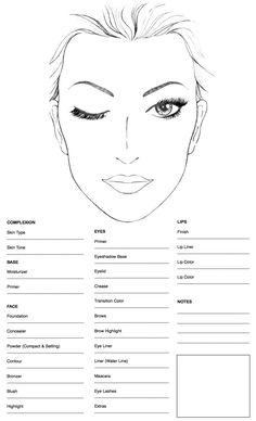 mary kay lipstick coloring pages   Mary Kay Makeup Face Sheets   Mary Kay in 2019   Mary kay ...