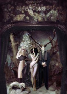 Art by Arthur Berzinsh