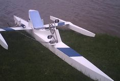 Rhinox, I'm thinking a used kayak with the potential for pedals. You could get a surf ski if you think you could learn to balance/paddle/pedal it. Pedal Powered Kayak, Pedal Kayak, Hobie Kayak, Pedal Boat, Raft Boat, Canoe And Kayak, Pontoon Boat, Kayaks, Sailboat Interior