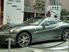 Ferrari California, Ferrari World Abu Dhabi