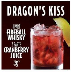 As the list of superb whiskey cocktails expands on a regular basis, there are a few sampled and truedrinks that are essential to creating a great drinks. Acholic Drinks, Liquor Drinks, Refreshing Drinks, Cocktail Drinks, Yummy Drinks, Fireball Cocktails, Fireball Recipes, Alcohol Drink Recipes, Bourbon Drinks