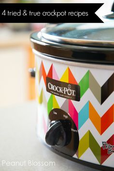 4 reliable crockpot recipes for busy nights