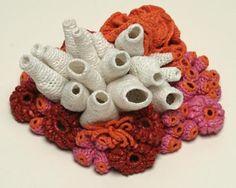 crochet artist Helle Jorgensen