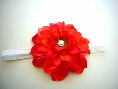 Estylo Jewelry: Flower Headband or Clip DIY Tutorial