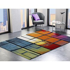 House Additions Multi Coloured Area Rug Reviews Wayfair Uk