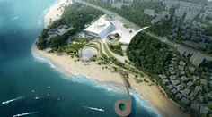 Ennead Architects Designs Sweeping New Music Center for Xiamen,© San Labs for Ennead Architects
