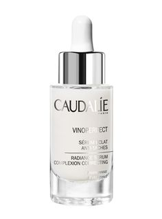 I hear this is better than clinique dark spot corrector. plus it helps with radiance. Caudalie - Vinoperfect Radiance Serum - Viniferine 1000, Olive squalane  30ml $79